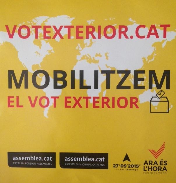 Movilitzem el vot exterior