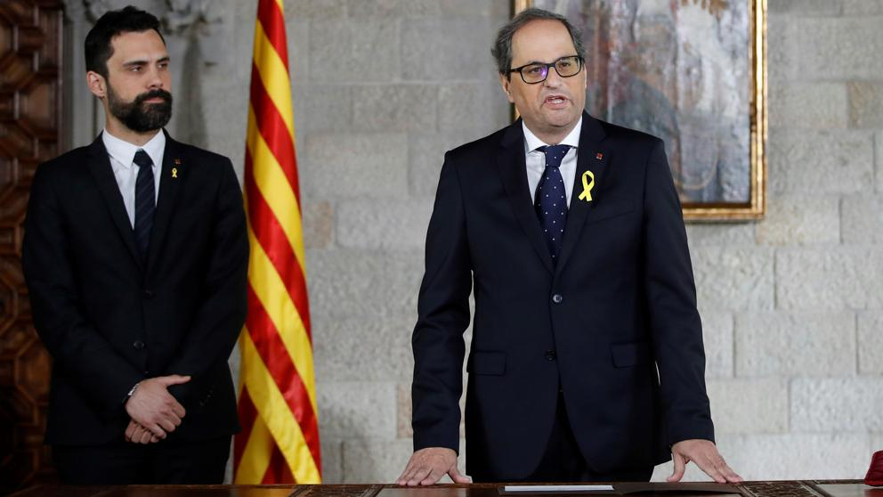 Articles del MHP Quim Torra